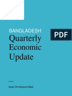 Bangladesh Quarterly Economic Update - June 2013