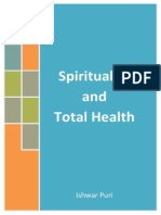 Spirituality and Total Health-IsBN