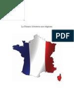 Les Regions de la France