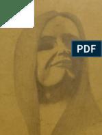 Patty Pravo face portrait