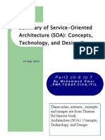 II-Summary of Service-Oriented Architecture (SOA) Concepts, Technology, And Design