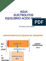 15. Agua, Electrolitos Fisiologia