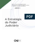 Plano Estrategico Nacional Poder Judiciario