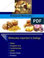 Biological Molecules 1.ppt