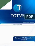 Institucional TOTVS 2013