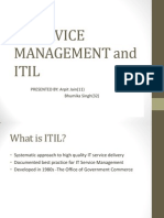 it services and management