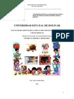 MODULO DESARROLLO DE LA SENSIBILIDAD ESTÉTICA