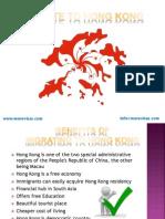 Migrate to Hong Kong