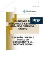 REVISTA INTERDISCIPLINAR DA FACULDADE ESTÁCIO DE SERGIPE ESTÁCIO FaSe