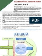 La Ecologia Desde La Perspectiva de Edgar Morin