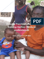 Disaster Psychiatry in Haiti