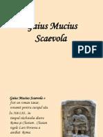 Gaius Mucius Scaevola