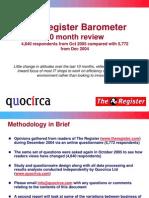 The Register barometer revisited