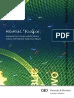 Highsec Passport