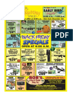 Bobs Gun and Tackle After Thanksgiving Sale