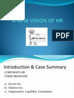 HRM Final Presentation