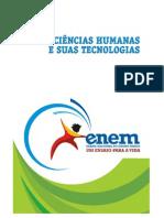 Enem 2009 - Questões-modelo de Ciências Humanas