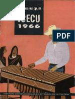 Almanaque Escuela Para Todos 1966 [Juanelohim]