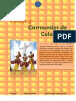 Ferias y Caranavales de Colombiana