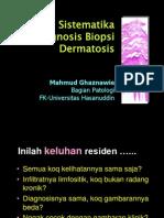 Sistematik Mendiagnosis Dermatosis Inflamasi
