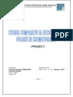 proiect detectori cromatografie