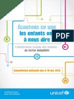 UNICEF France Rapport résumé -consultation droits enfants-BD