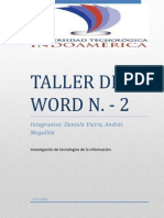 Taller de Word n.-2