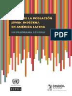 Salud de La Poblacion Joven Indigena WEB