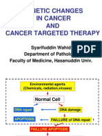 Genetic Changes in Cancer