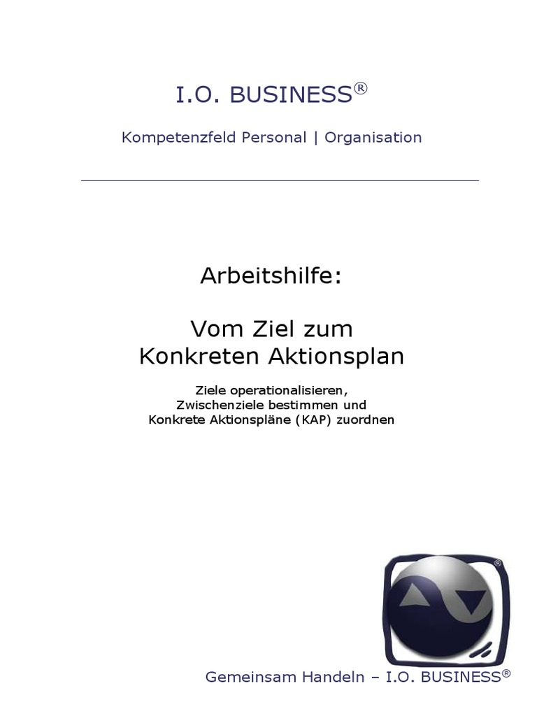 Charmant Vorlage Eines Operativen Aktionsplans Ideen - Entry Level ...