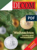 Weihnachten -Zwischen Stress und Besinnlichkeit-