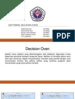 Presentation Software Decision Oven