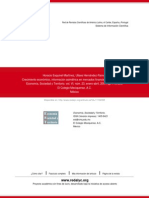Crecimiento económico, información asimétrica en mercados financieros y microcréditos