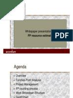 Whitepaper_Ashok Chitimilla_FP Resource Estimate
