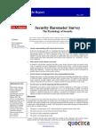 Security barometer survey