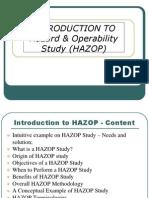Day 2 - Hazop Methods