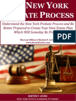 The New York Probate Process