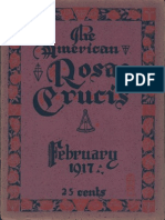 The American Rosae Crucis, February 1917