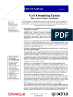 Grid computing update - cycle II