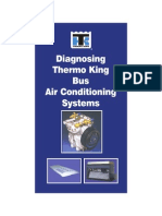 Carrier Bus Air Conditioning and Heating Unit Op  & Service Manual