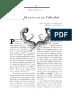 Lexico Del Erotismo en Colombia