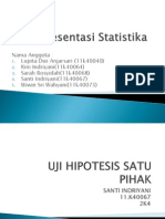 presentasi statistika