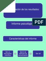 Evaluación psicológica- 2013