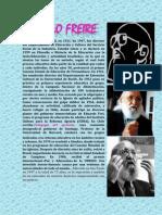 Blogger Paulo Freire