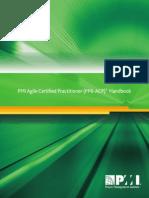 PMI ACP Handbook