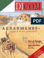 Agrarwende -Zurück in die Zukunft?-
