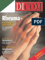 Rheuma-Neue Therapien lassen hoffen-