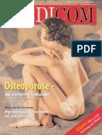 Osteoporose-das unerkannte Volksleiden-