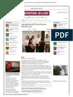 17-11-2013 'Logra gobierno de PP mas eficacia en atención social'