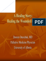 A Healing Story